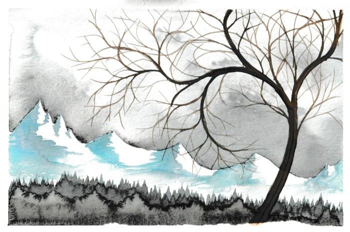 Tree Curl 1